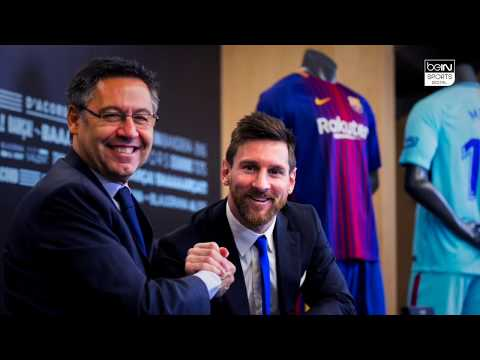 Pau Gasol joins FC Barcelona