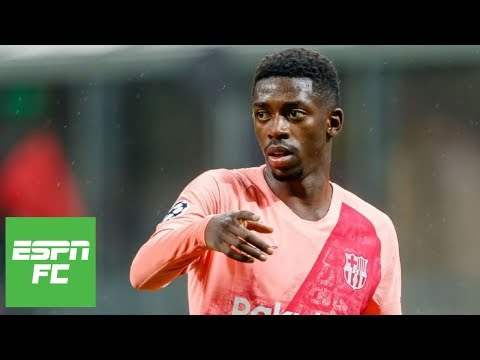 Barcelona are 'trying to channel' Dembele in right direction   La Liga