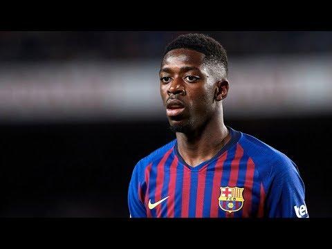 Barcelona News Round-up ft Ousmane Dembele Injury Latest