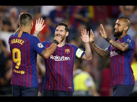 FC Barcelona vs PSV Eindhoven Champions League FULL Match Highlights: 4-0
