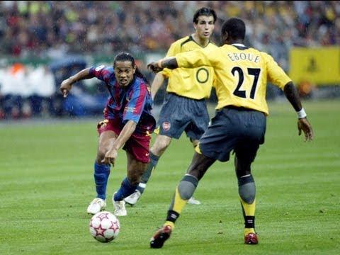 Champions Final 2006 I Highlights FC Barcelona – Arsenal (2-1)
