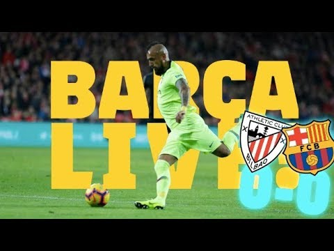 ⚽#AthleticBarça (0-0) | BARÇA LIVE | Warm up & Match Center🔥
