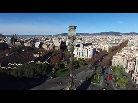 FC Barcelona 4K 2016 – Gopro & DJI Phantom Drone