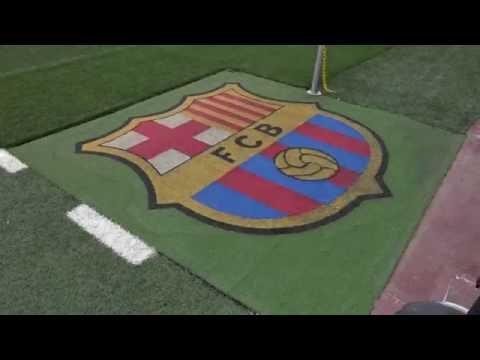 (4k) Camp Nou, FC Barcelona