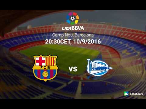 fc barcelona vs deportivo alaves live streaming