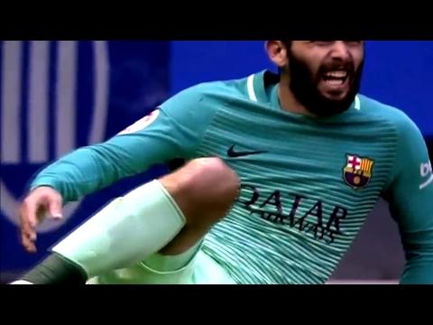 Aleix Vidal Injury Barcelona v Alaves – Out Of The Season