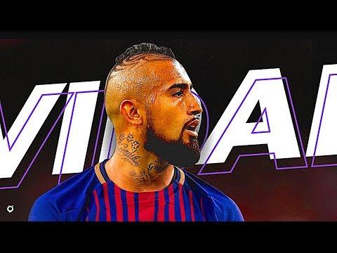 Arturo Vidal  – Welcome to Barcelona – 2018 HD