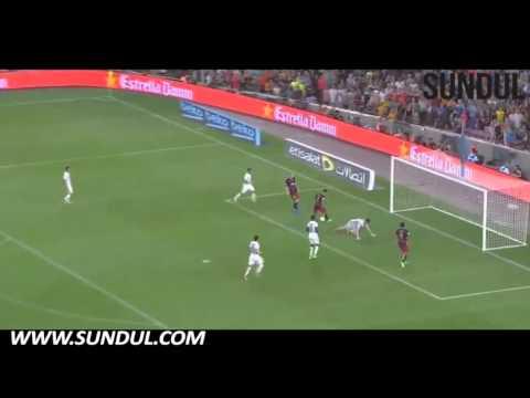 Friendly | Barcelona 3-0 Roma | Video bola, berita bola, cuplikan gol