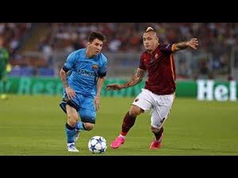 Video Terbaru Liga Champions Tadi Malam Barcelona fc vs Roma Full Gol  on memo