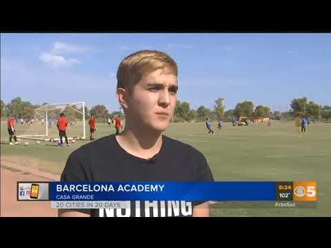 FC Barcelona Soccer Academy Casa Grande AZ