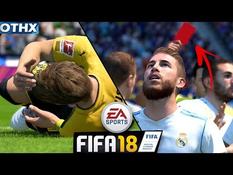FIFA 18 | Stereotypes of Famous Players  ft. Reus, Robben, Ramos [1080p 60fps] | @Onnethox