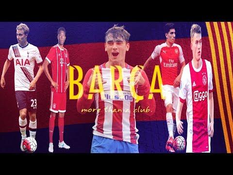 F.C Barcelona Possible Summer Transfer Targets 2018