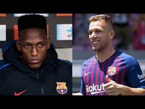 Barcelona News Round-Up ft. Arthur Melo & Transfer Window