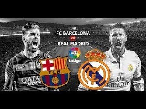 BARCELONA vs REAL MADRID LIVE STREAM EL CLASICO 2018 LIVE EN VIVO