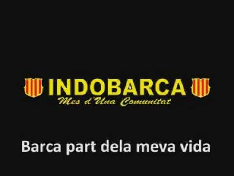 tutorial chants BARCA and INDOBARCA