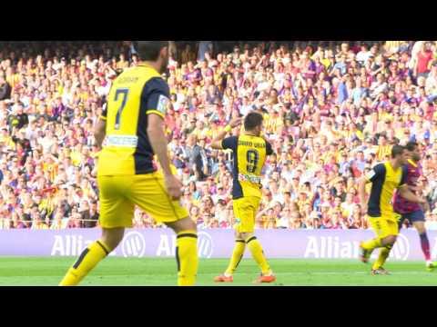 Samsung UHD Soccer Barcelona Atletico Madrid 4k
