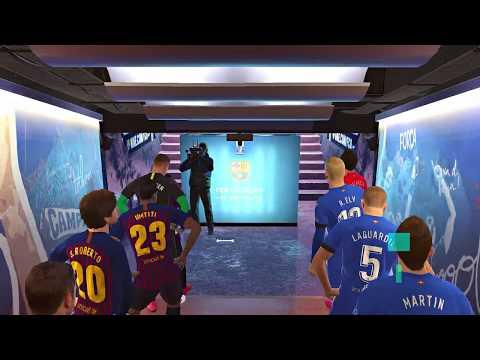 Barcelona vs Alaves   La Liga Prediction August 18th 2018   PES 2018 Gameplay PC