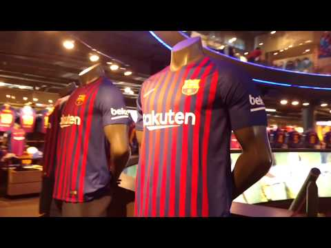 Play Store Barcelona FC