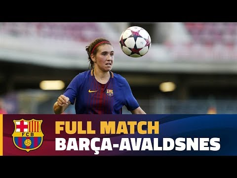 [FULL MATCH] UWCL: FC Barcelona – Avaldsnes (2-0)