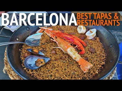 Barcelona Food Tour   27 Best Dishes in Barcelona
