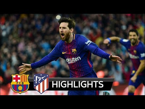 Barcelona vs Atletico Madrid 1-0 – Extended Match Highlights – La Liga 04/03/2018 HD