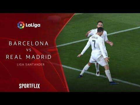 Barcelona vs Real Madrid 1-2 4K HFR Extended Highlights 02/04/2016