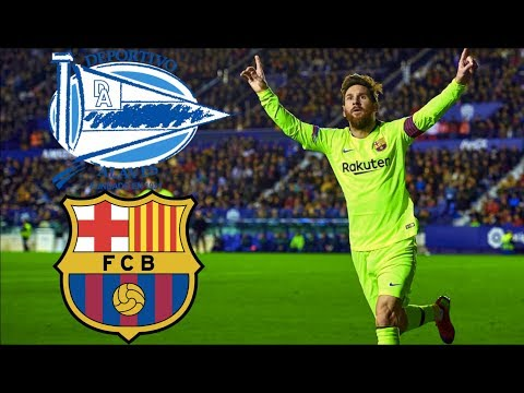 Deportivo Alaves vs Barcelona, La Liga 2019 – MATCH PREVIEW