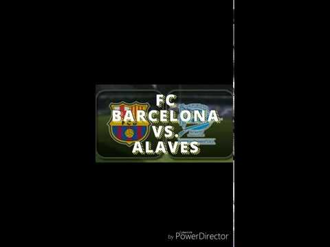 Fc BARCELONA Vs. ALAVES , DREAM11 Team BAR Vs. ALA