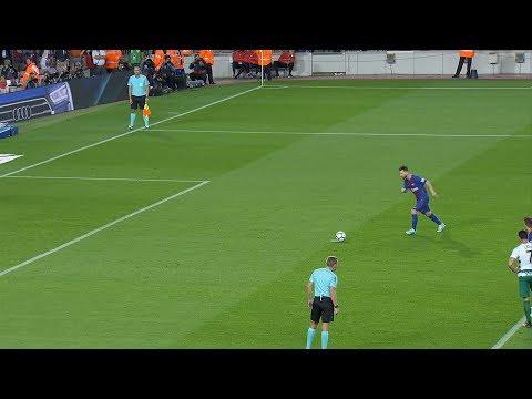 Lionel Messi vs Eibar ULTRA 4K (Home) 19/09/2017 by SH10