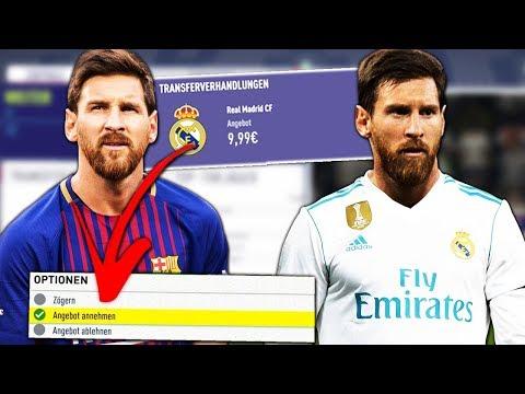 JEDEN TRANSFER MIT DEM FC BARCELONA AKZEPTIEREN!! 🔥😱🏆 FIFA 18 Barcelona Karriere Challenge