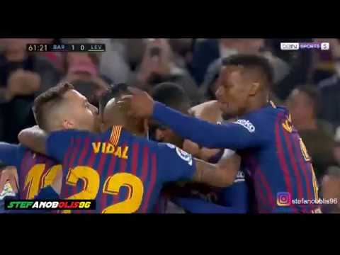 Lionel Messi Goal ⚽ Barcelona Vs Levante 1-0 ⚽ 2019 HD #Barca