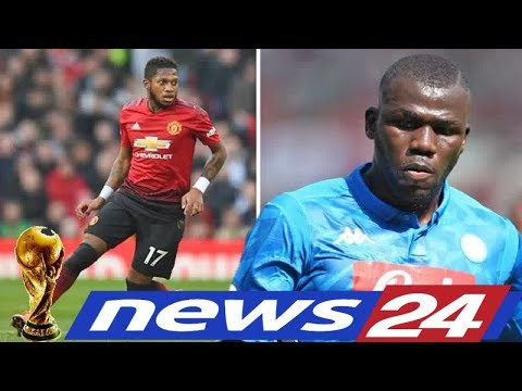 News24 –  Man Utd transfer news LIVE: £108m defender demand, Barcelona poised, Fred to Man City