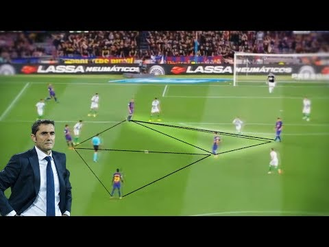 FC Barcelona – Tiki Taka & Beautiful Play Making || 2017/18 || HD