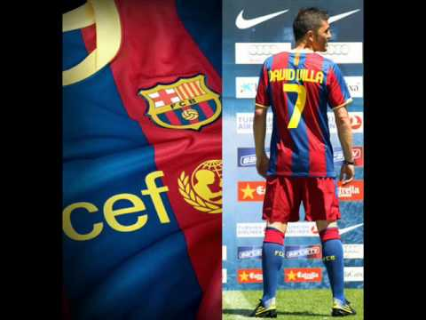 FC Barcelona Home & Away Shirt 2010-11