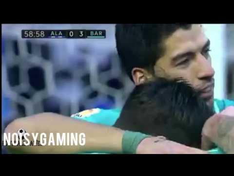 barcelona vs alaves 6 – 0 2/11/2017 HD (Arabic)( Away)