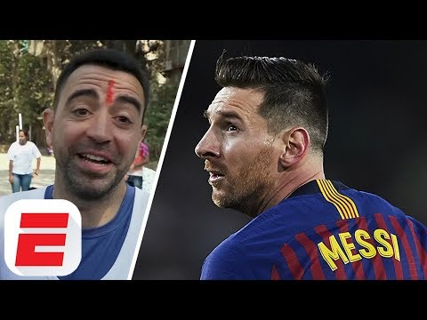 """Xavi Explains Why Lionel Messi Is """"The Best Player In History"""" Of Football"""