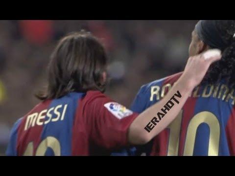 FC Barcelona vs Real Madrid – Highlights 10-03-2007