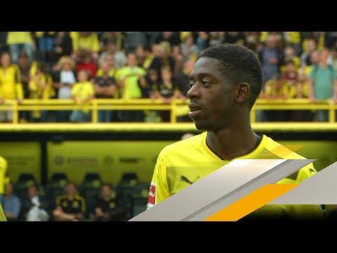 Borussia Dortmund verkündet Dembele-Abgang | SPORT1 TRANSFERMARKT