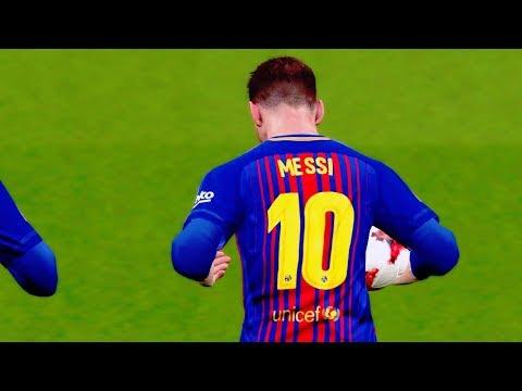 Sevilla vs Barcelona 3-7 | Copa del Rey 21 April 2018 Gameplay