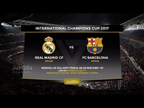 EL CLASICO STARTING XI: REAL MADRID vs BARCELONA | PREDICTION – ICC 2017 USA ZONE