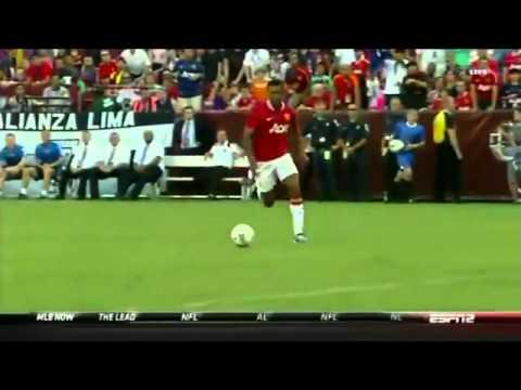 Barcelona vs Manchester United 1 – 2 Full Match Highlights 31.08.2011