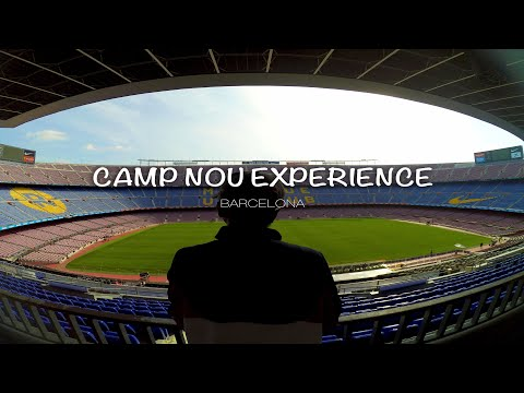 Camp Nou experience | Barcelona