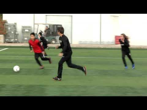 Strikers FC in Barcelona! – DB Sports Tours Trip November 2018