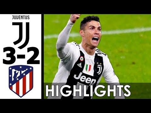 Juventus vs Atletico Madrid 3-2 All Goals and Highlights w/ English Commentary (UCL) 2018-19 HD 720p