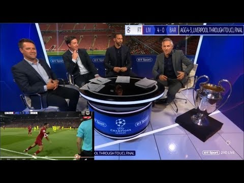 Liverpool vs Barcelona 4-0 Match Analysis -(Incredible Cornerkick Goal)  Greatest Comeback Ever