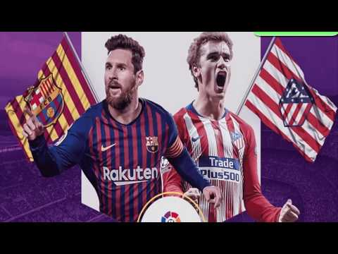 Barcelona vs Atlético Madrid |Barcelona vs Atlético madrid 2019 |barca vs atletico madrid highlights