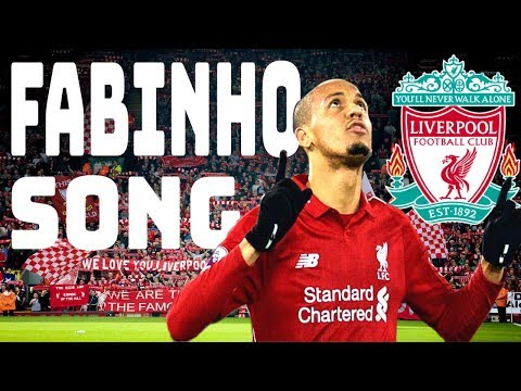 *NEW* FABINHO SONG LIVERPOOL FC CHANT