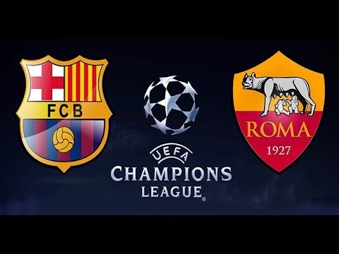 BARCELONA VS AS ROMA 4-1 CHAMPION LEAGUE / 2018-04-04 / ENGLISH COMMENTARY