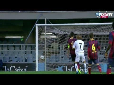 U19-Highlights: Barcelona-F.C. København 4-1 (18.02.2014)