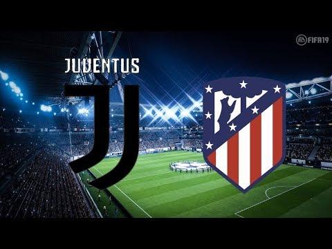 Atletico Madrid – Juventus Champions League Canlı Anlatım ( Live Commentary )